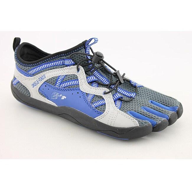 Fila Men's Skele-toes Bay Runner Blue Athletic