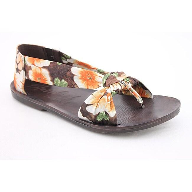 19b364d2e Shop Blowfish Women s Malin Brown Sandals - Free Shipping Today ...