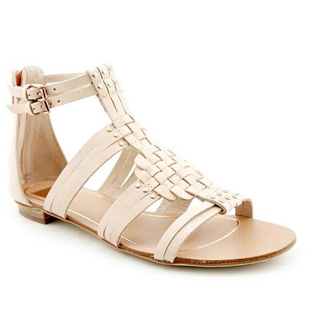 Dolce Vita Women's Cybele Nude Sandals