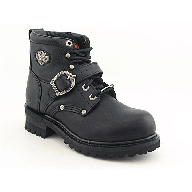 Harley Davidson Women's Faded Glory Black Boots