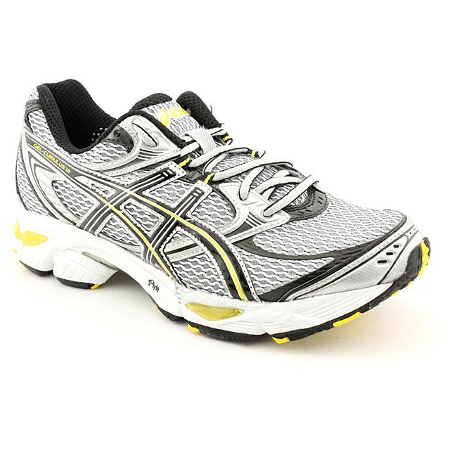 Asics Men's Gel-Cumulus 12 Gray Athletic - Thumbnail 0