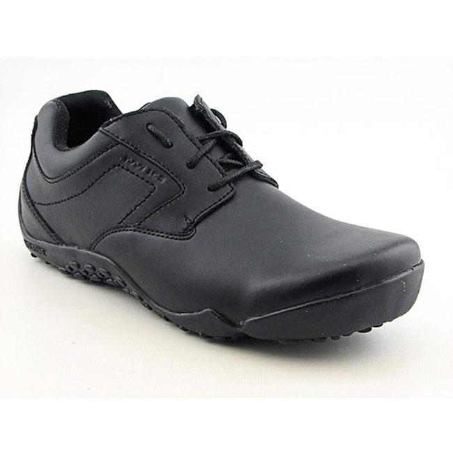 Wolverine Men's Munson Oxford Black Athletic