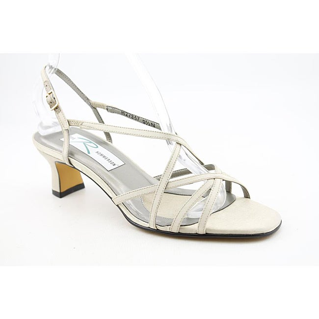 Ros Hommerson Women's Lite Gold Dress Shoes Narrow