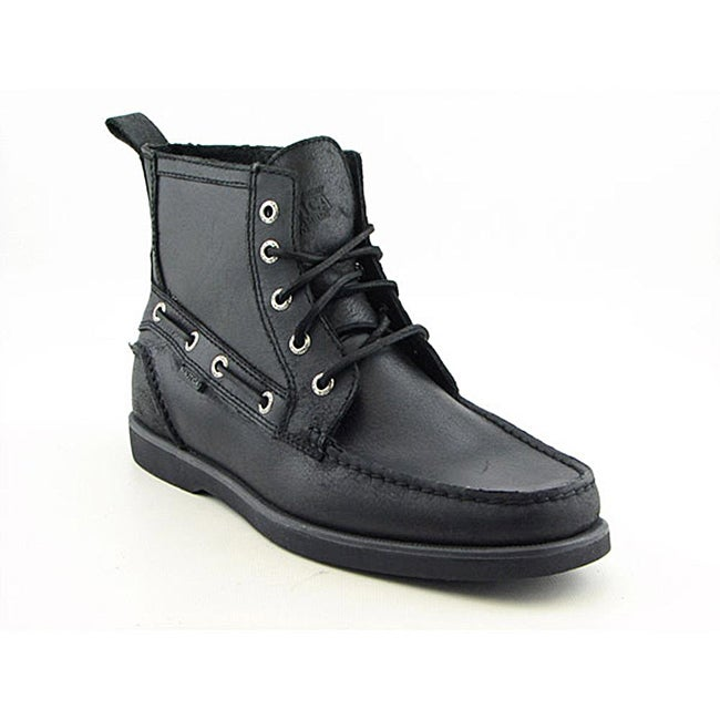 Nautica Men's Thomas Black Boots