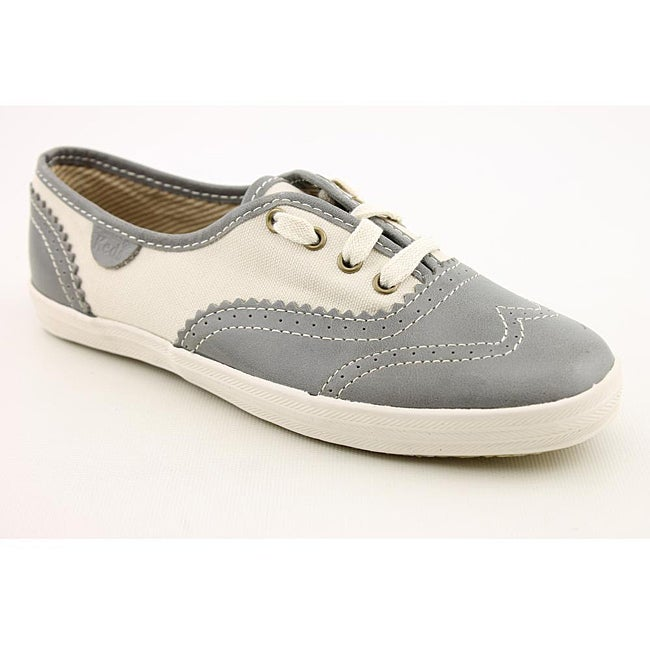 f94cc441589 Shop Keds Women s CH Spectator Gray Casual Shoes (Size 5) - Free ...