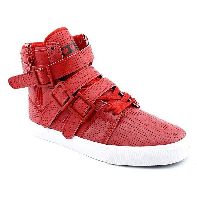 Radii Boy's Straight Jacket VLC Red Casual Shoes - Free Shipping ...
