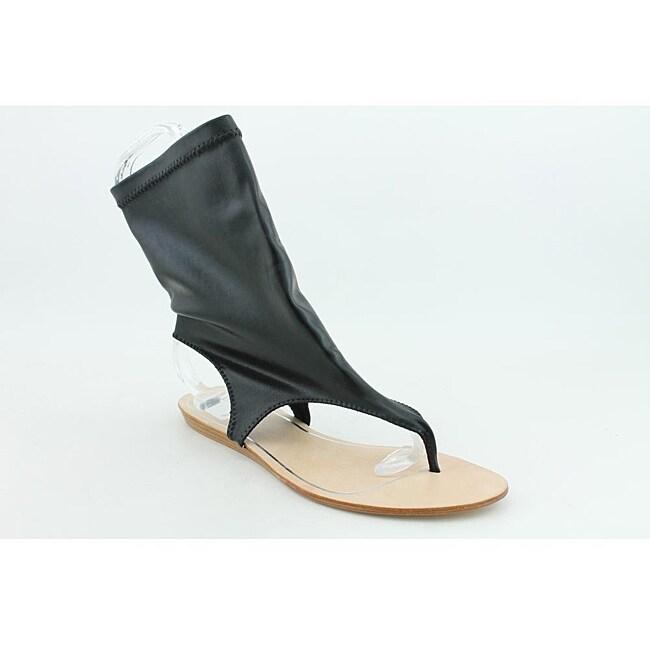 Dolce Vita Women's Indie Black Sandals