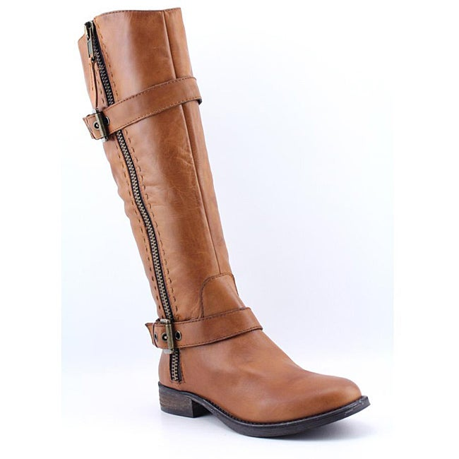 Steve Madden Women's Sonnya Brown Boots
