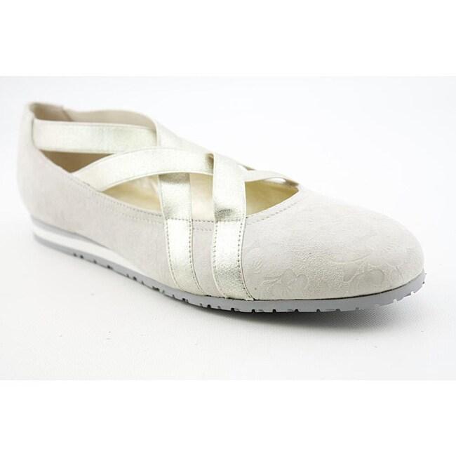 Amalfi By Rangoni Women's Corsa Ivory Dress Shoes (Size 10)