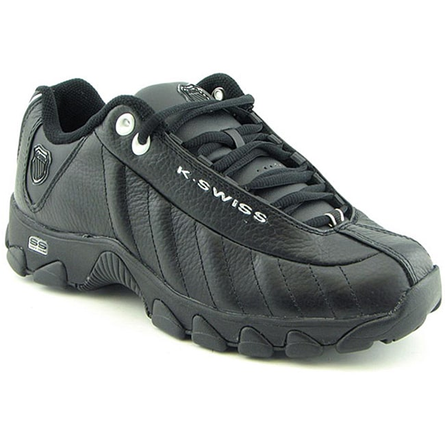 K Swiss Men's ST329 Black Casual Shoes