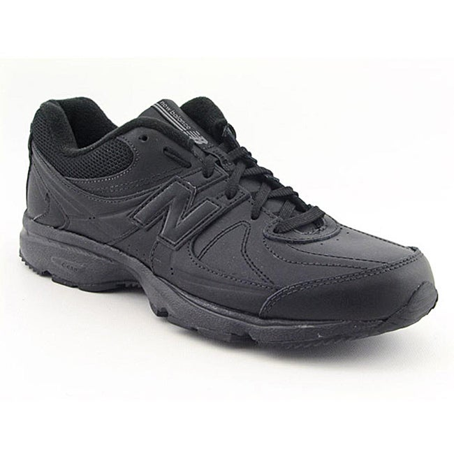 New Balance Men's MW410 Black Athletic