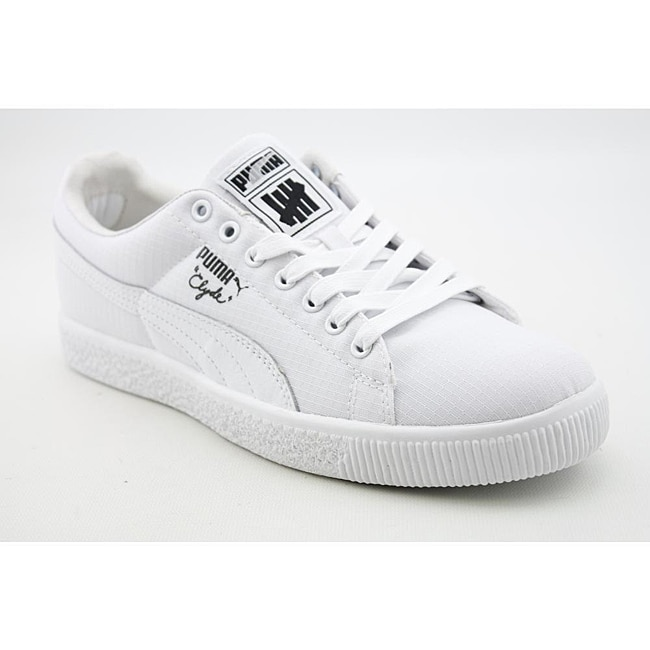 Puma Men's Clyde X Undftd White Casual Shoes