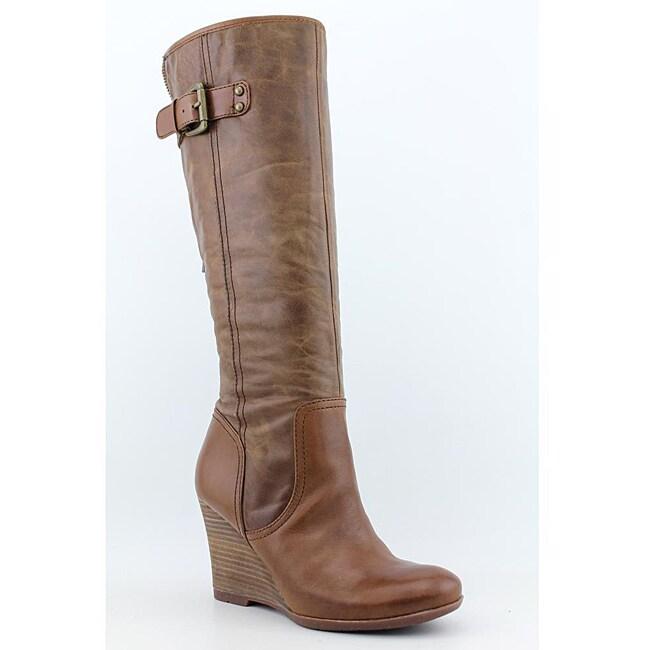 65f2de8d4c6f Shop Naya Women s Quail Tan Boots - Free Shipping Today - Overstock -  6760345
