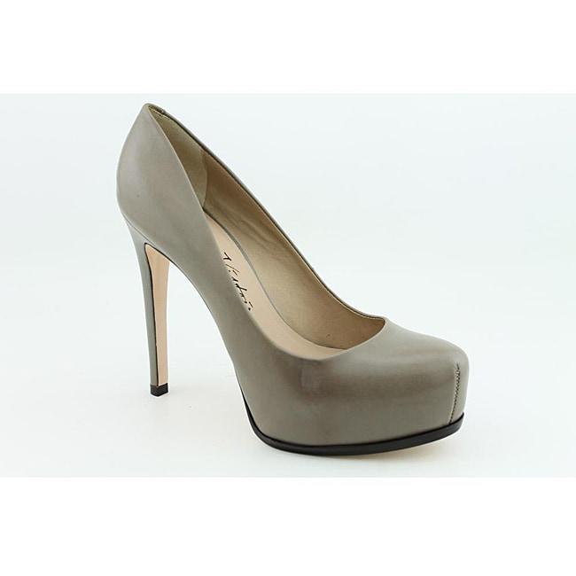 Pour La Victoire Women's Irina Gray Dress Shoes