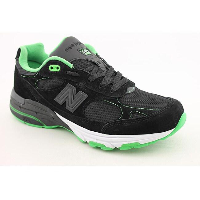 New Balance Men's MR993 Black Athletic