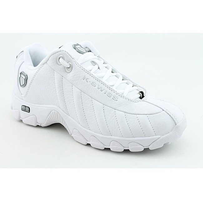 K Swiss Men's ST329 White Casual Shoes