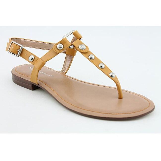 BCBGeneration Women's Barth Orange Sandals