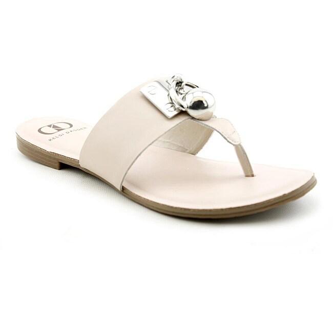 Kelsi Dagger Women's Ambrosia Nude Sandals