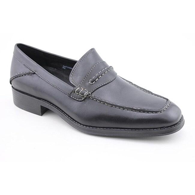 Donald J Pliner Men's Alford Black Dress Shoes