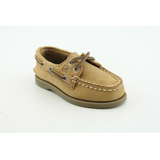 Sperry Top Sider Boy's Toddler A/O Brown Casual Shoes