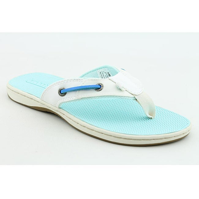 Sperry Top Sider Women's Seafish White Sandals
