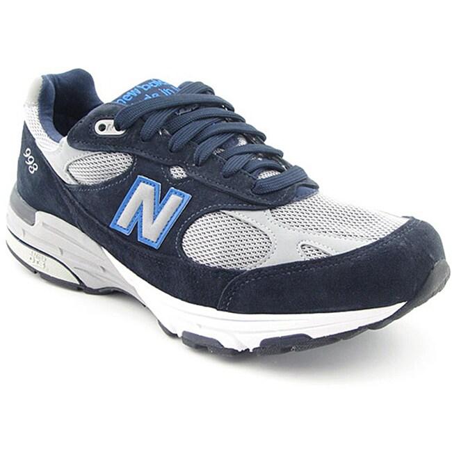 New Balance Men's MR993 Blue Athletic