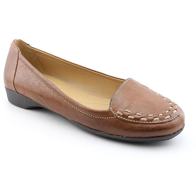 Naturalizer Women's Intense Brown Casual Shoes Narrow