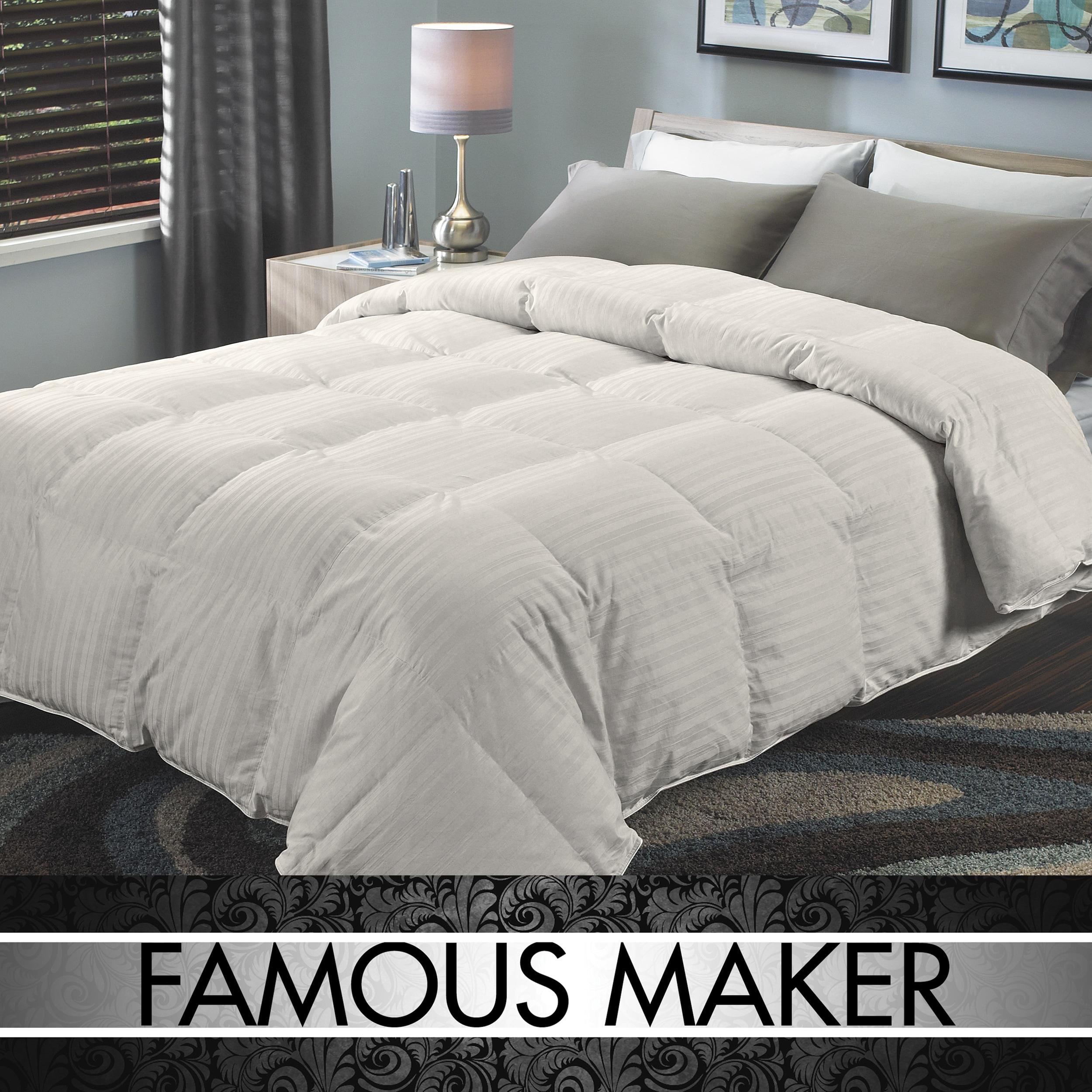 Famous Maker Grand Elegance European Goose Down Comforter