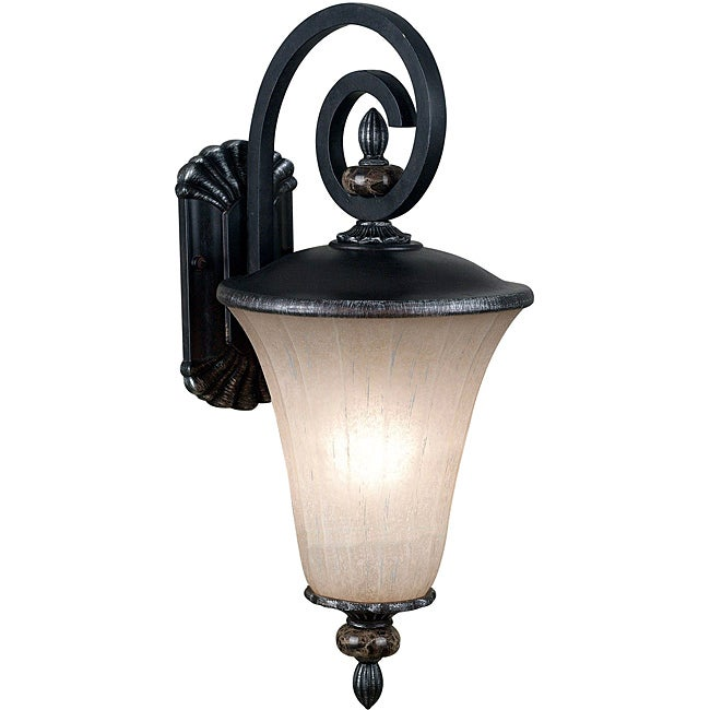Leafston 1-light Medium Lantern