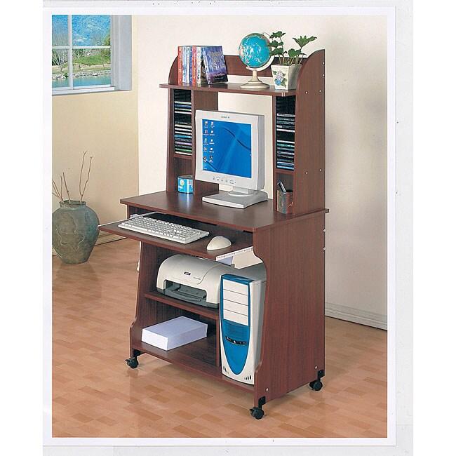 Revelation Cherry Finish Computer Desk