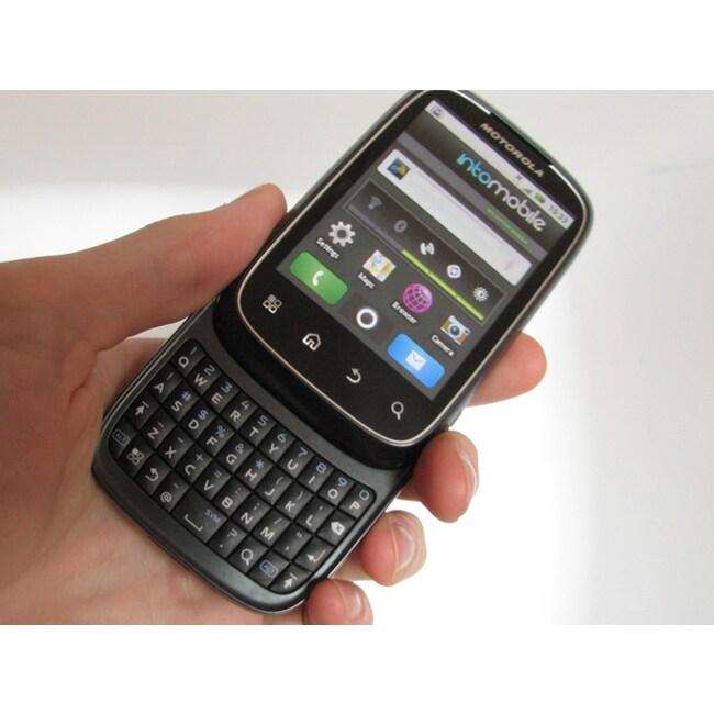 Motorola SPICE Unlocked GSM Cell Phone