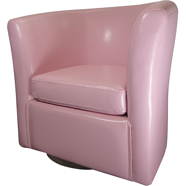 Abir Youth Pink Swivel Chair