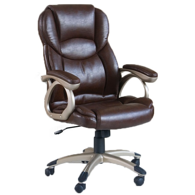 Barton Bycast Pneumatic Lift Office Chair - Thumbnail 0