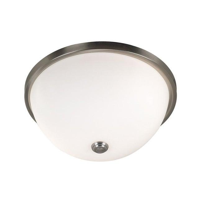 Venue 2 Bulb Flush Mount Light Fixture
