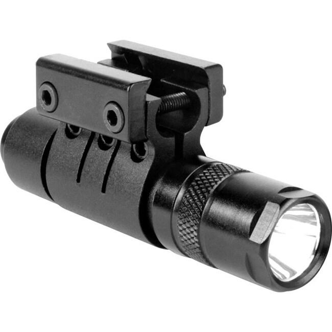 Aim Sports 90 Lumens Mount/ Pressure Switch Tactical Flashlight