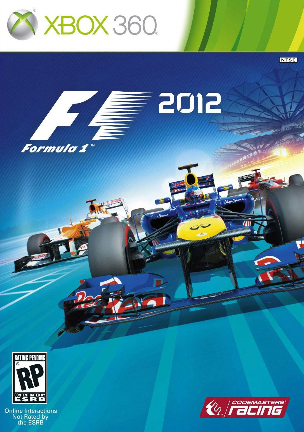 Xbox 360 - F1: 2012