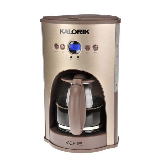 Kalorik Maya Coffee Maker- Refurbished