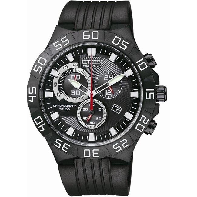 Citizen Men's Eco-Drive Chronograph Watch