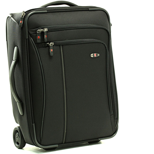 Victorinox Swiss Army 18-inch Wheeled International Compact Carry-on Upright