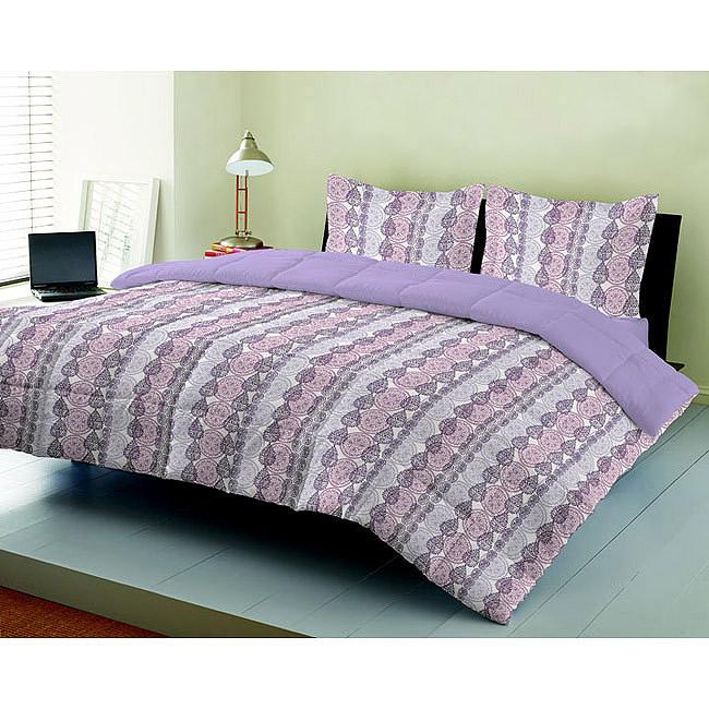 Steve Madden Abbey 3-Piece Comforter Set