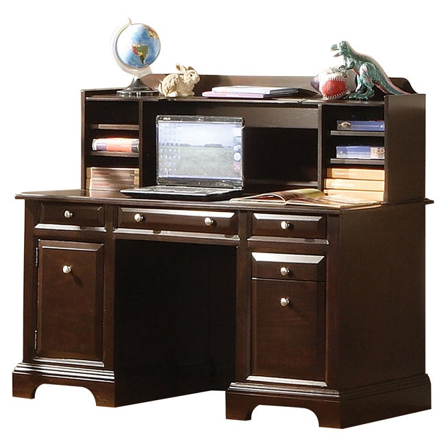 Espresso Finish Troya Desk