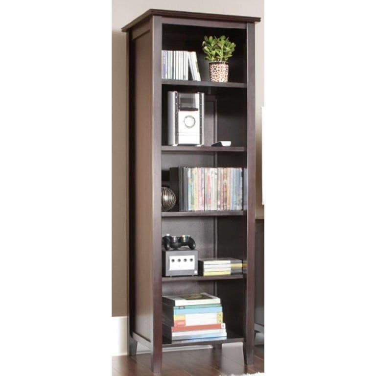 WYNDENHALL Urban Living Media Tower/ Book Shelf