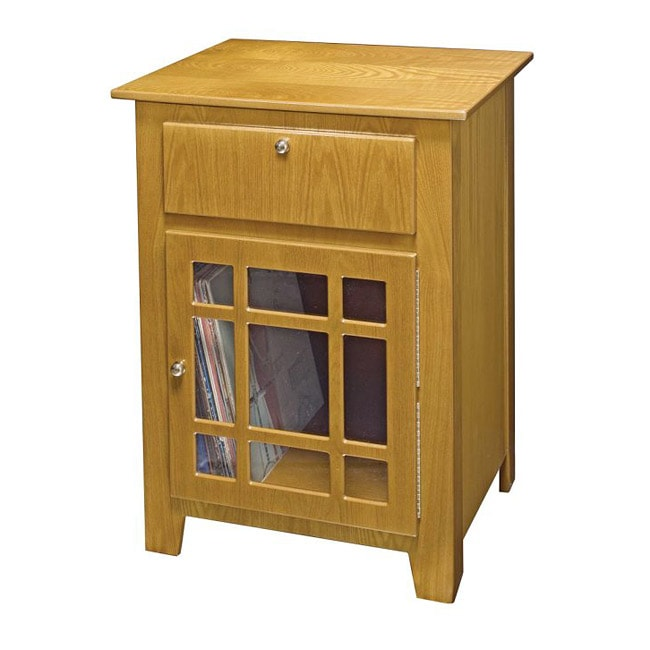 Crosley Richmond Oak Cabinet