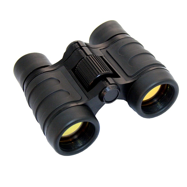 Defender Heavy Duty 4x30 Ruby Coated Binoculars - Thumbnail 0