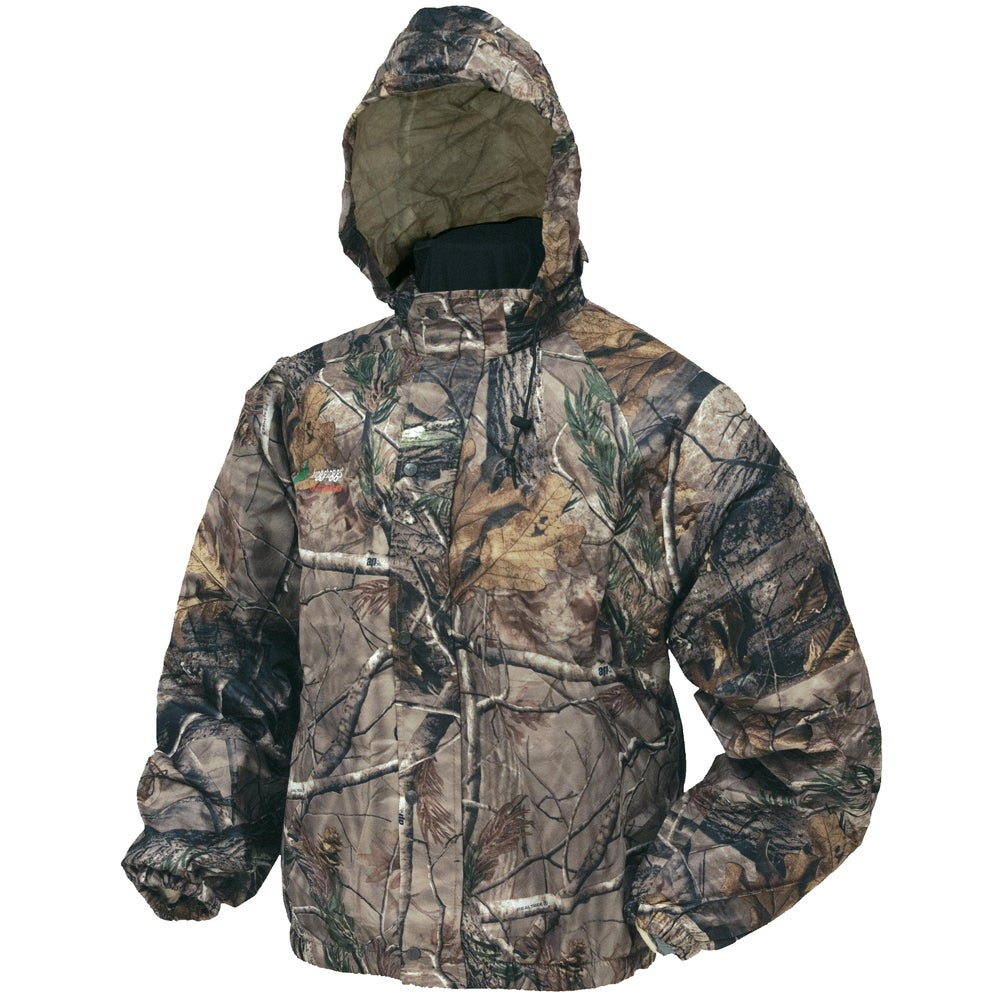 Frogg Toggs Pro Action Mossy Oak Infinity Camo X-Large Jacket
