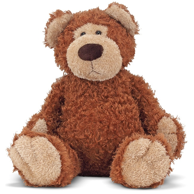 Melissa & Doug Big Brown Roscoe Bear