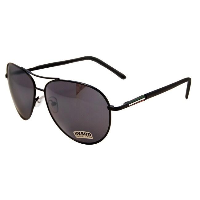 Women's Metal Aviator Sunglasses