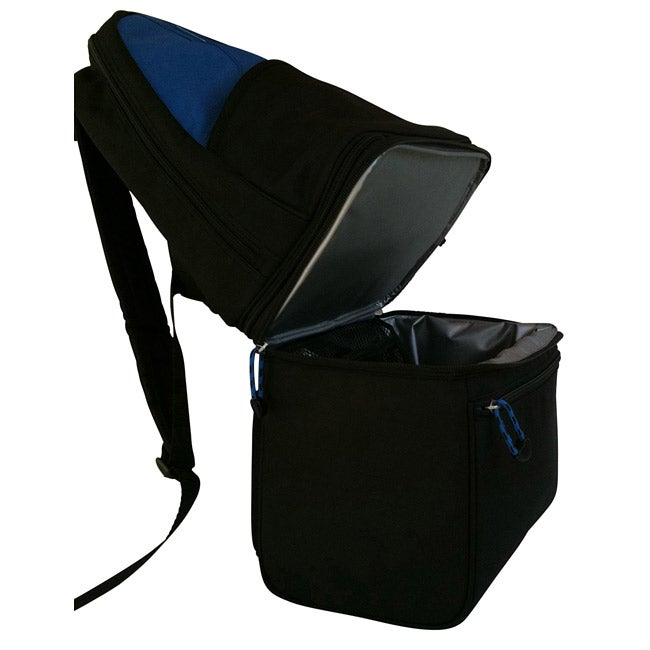 California Cooler Bags Duo Backpack with Removable Cooler