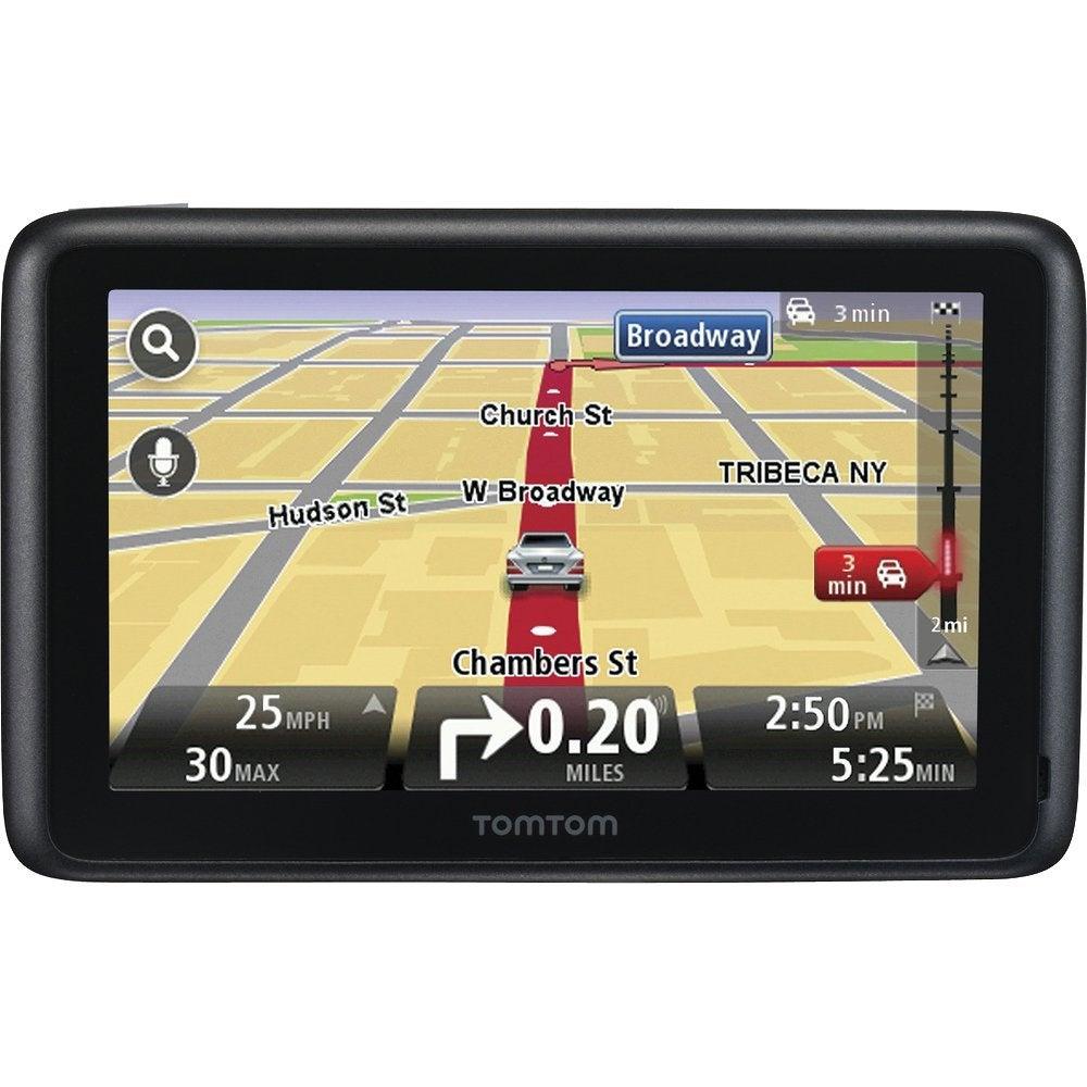 TomTom GO Automobile Portable GPS Navigator