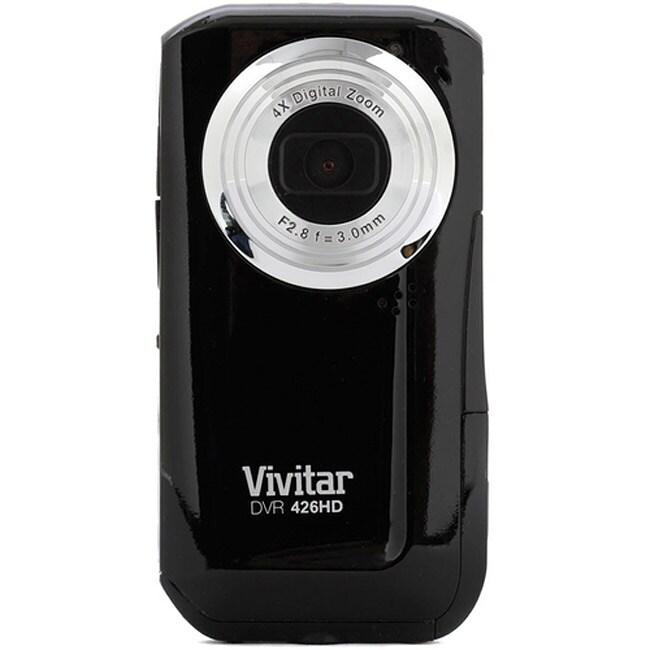 Vivitar DVR 426HD Digital Video Recorder (Black)